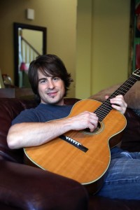 Jimmy Wayne photographed October 1, 2014 in Brentwood, TN. Photo courtesy of Alan Poizner.
