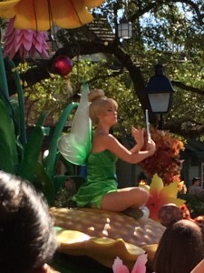 Wouldn't it be great if Tinkerbell could wave her wand and make everything instantly better?
