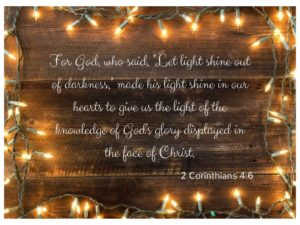 Light in the Darkness: How to Christmas
